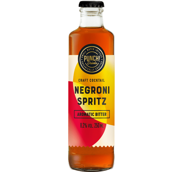 Negroni Sprtiz by Punch Drinks
