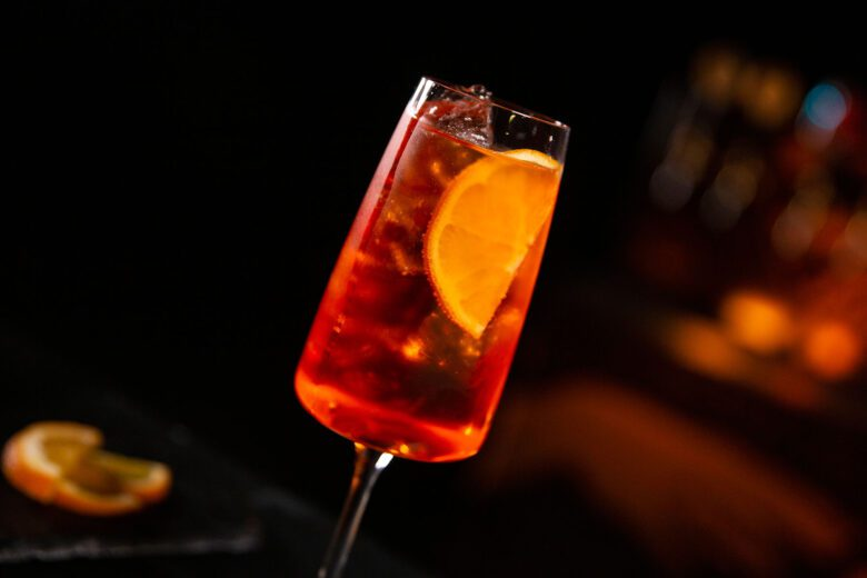 Tap Cocktail Veneziano Spritz by Punch Club