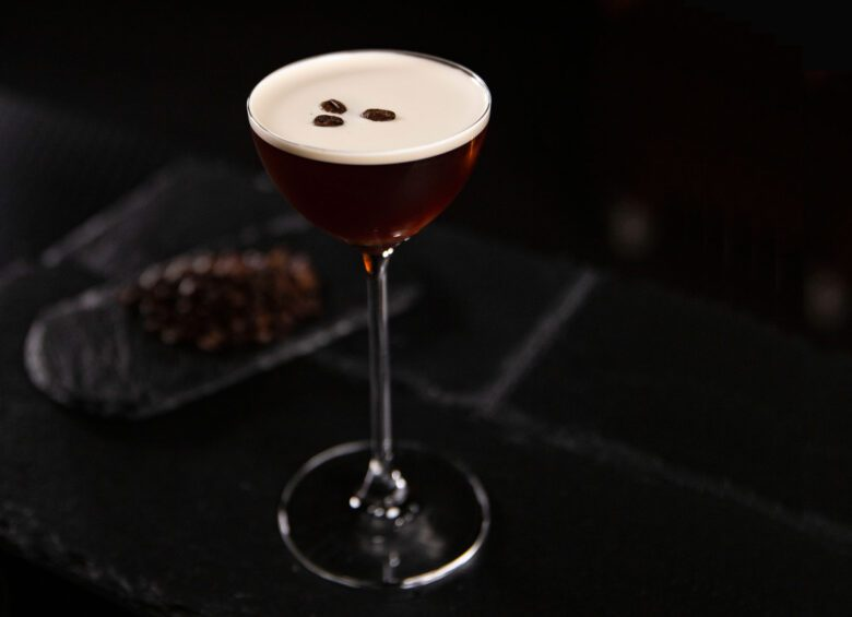 Tap cocktail Espresso Martini by Punch Club